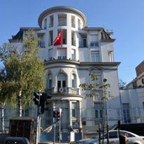 turska ambasada beograd mapa Poseti Tursku » Ambasada Republike Turske u Beogradu turska ambasada beograd mapa